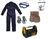 Workwear, Tool Storage & Safety